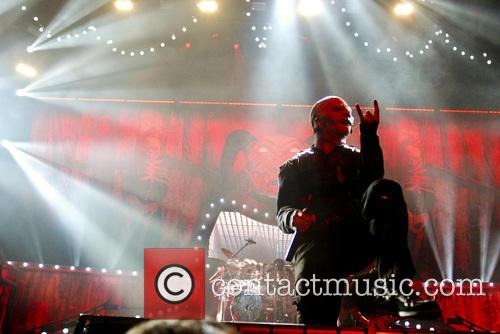 Slipknot and Corey Taylor 6