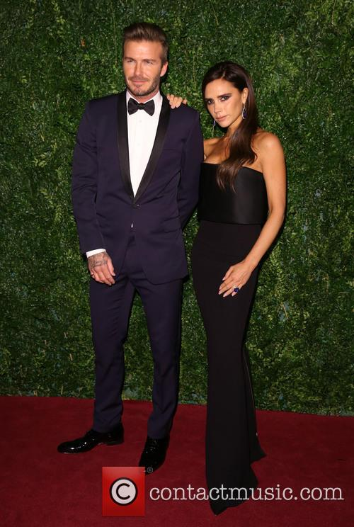 David And Victoria Beckham Pay Nearly £22k To The Taxman Every Day