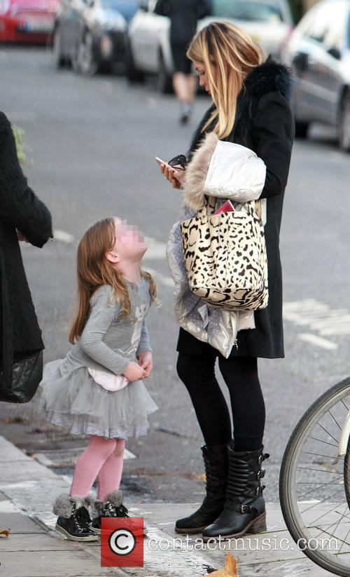Sophia Crouch and Abbey Clancy 4
