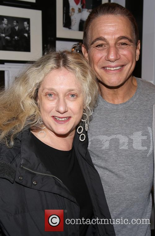 Carol Kane and Tony Danza 1
