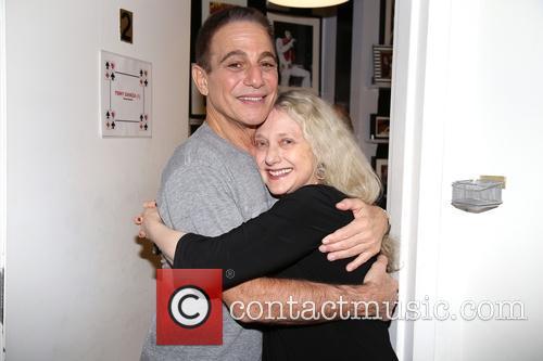 Tony Danza and Carol Kane 2