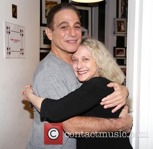 Tony Danza and Carol Kane 3