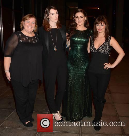 Ciara, Mary Byrne, Sile Seoige, Rachel Pilkington and Daisy Lowe 1