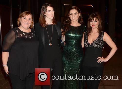 Ciara, Mary Byrne, Sile Seoige, Rachel Pilkington and Daisy Lowe 2