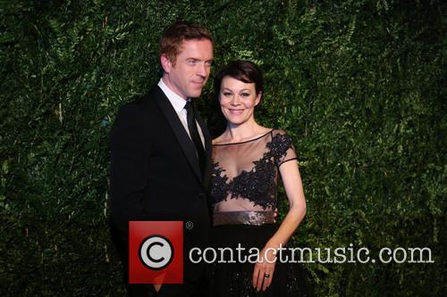 Helen Mccory and Damian Lewis 2