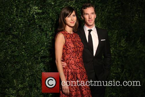 Benedict Cumberbatch and Sophie Hunter 4