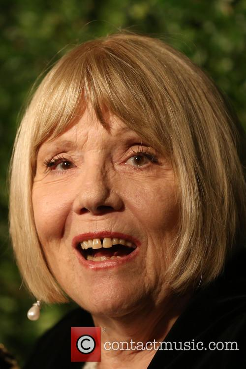 Dame Diana Rigg played Lady Olenna Tyrell in 'Game of Thrones'