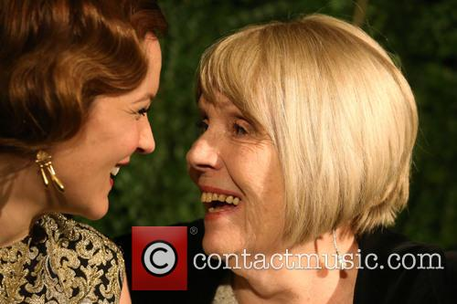 Diana Rigg and Rachael Stirling 2