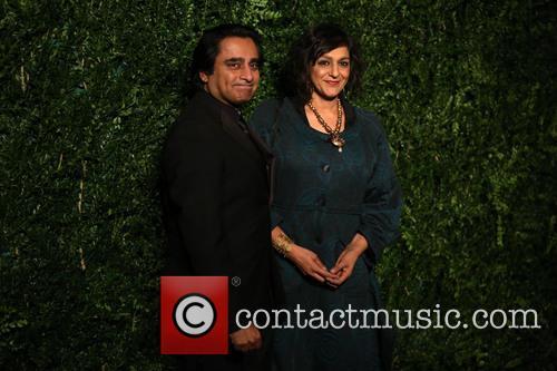 Meera Syal and Sanjeev Bhaskar 1