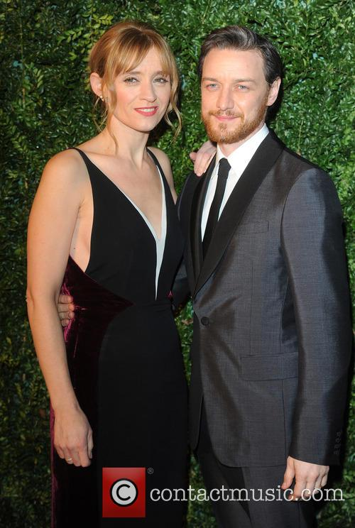 Ann Marie Duff and James Mcavoy 1