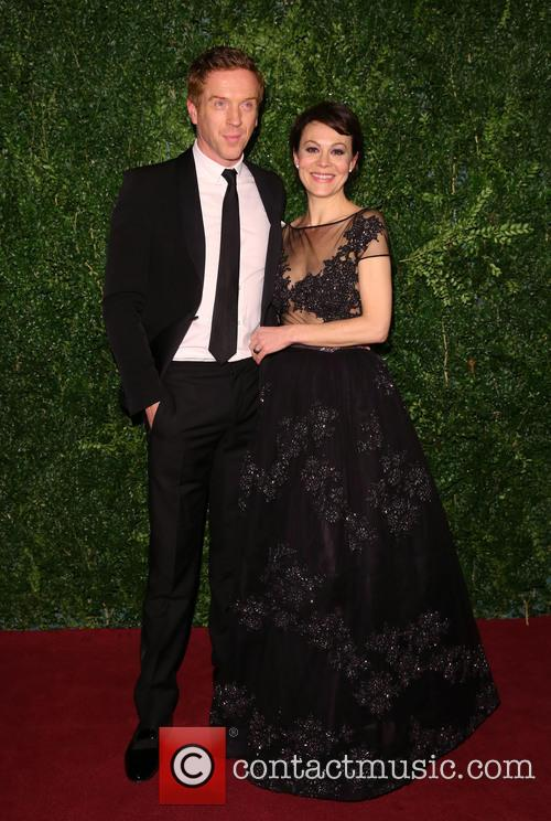 Helen Mccrory and Damian Lewis 2