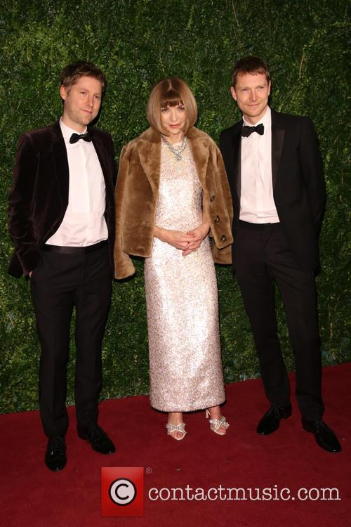 Anna Wintour and Christopher Bailey 4