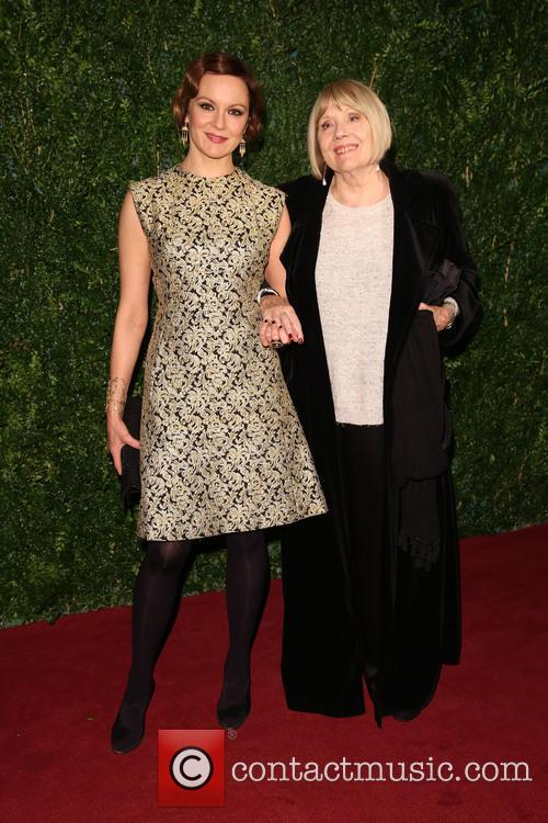 Diana Rigg and Rachael Stirling 4
