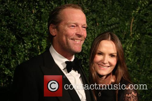 Iain Glen and Charlotte Emmerson 2