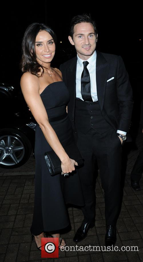 Christine Bleakley and Frank Lampard 5