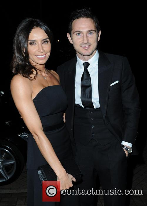 Christine Bleakley and Frank Lampard 6