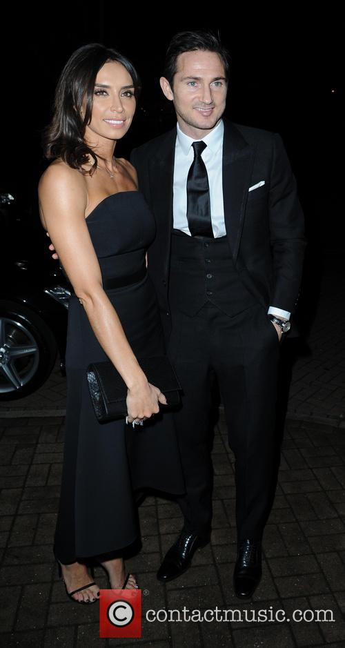 Christine Bleakley and Frank Lampard 7