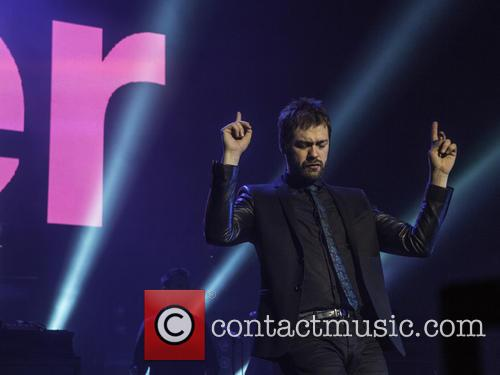 Kasabian in concert