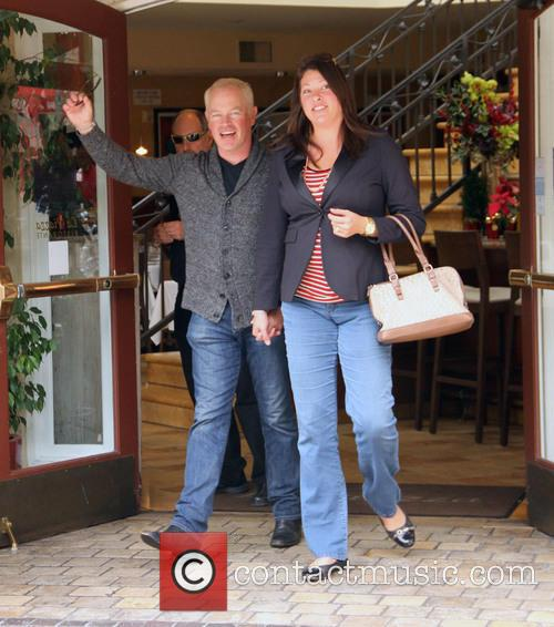Neal Mcdonough and Ruve Mcdonough 4