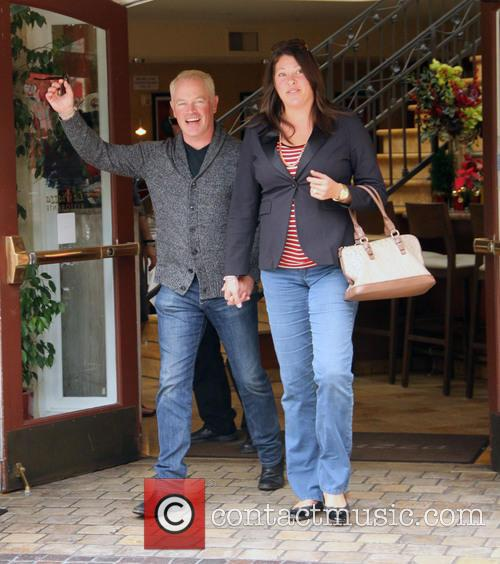 Neal Mcdonough and Ruve Mcdonough 5