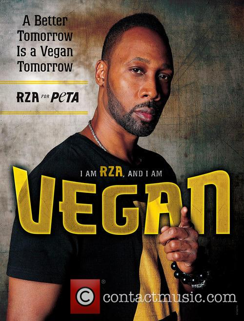 Wu Tang's RZA launches new Peta campaign