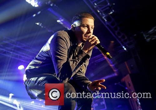 Professor Green in concert