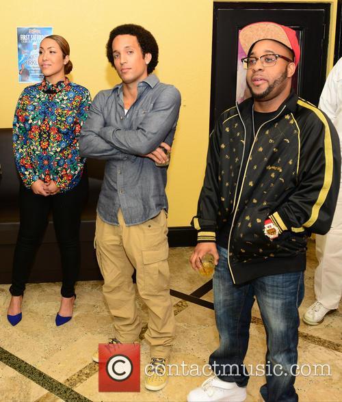 Urban Mystic, Ja'rae Womack, Yniq and Hollywood J 5