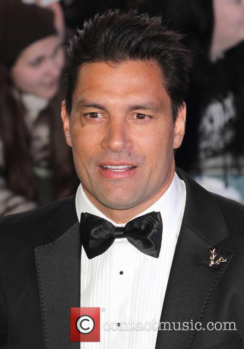 Manu Bennett has played Deathstroke in 'Arrow' since 2013