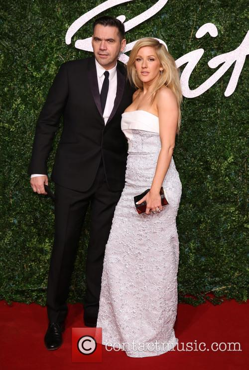 Ellie Goulding and Roland Mouret 2