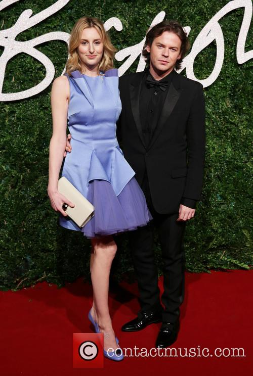 Laura Carmichael and Christopher Kane 2