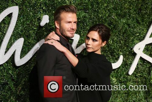 Victoria Beckham and David Beckham 8