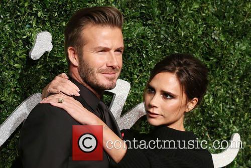 Victoria Beckham and David Beckham 9