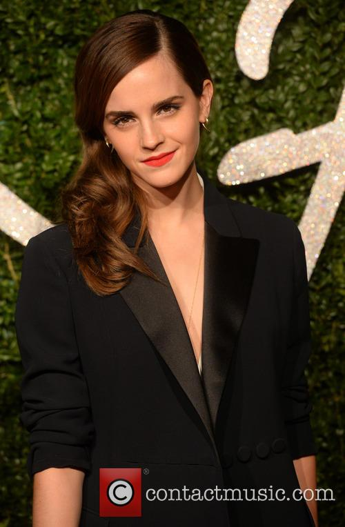 Emma Watson Honoured As 2015 Campaigner Of The Year