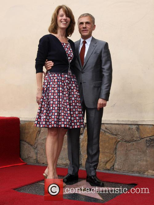 Christoph Waltz and Judith Holste 8