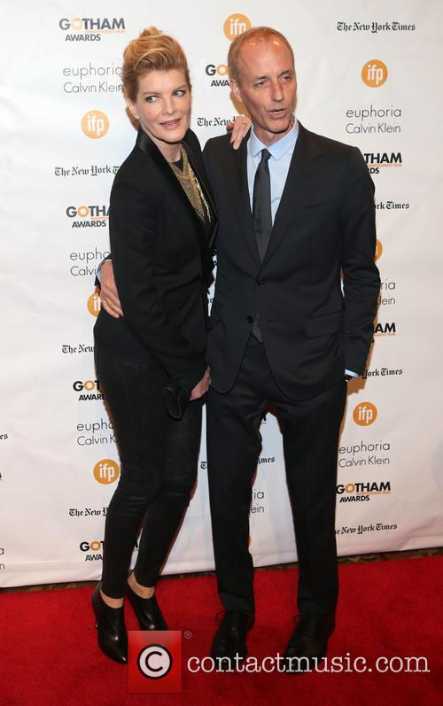 Rene Russo and Dan Gilrey