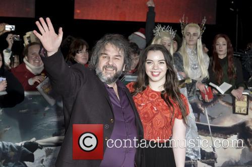 Peter Jackson and Katie Jackson 5