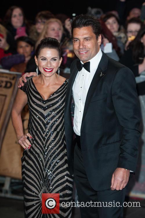 Manu Bennett and Karin Horen 5