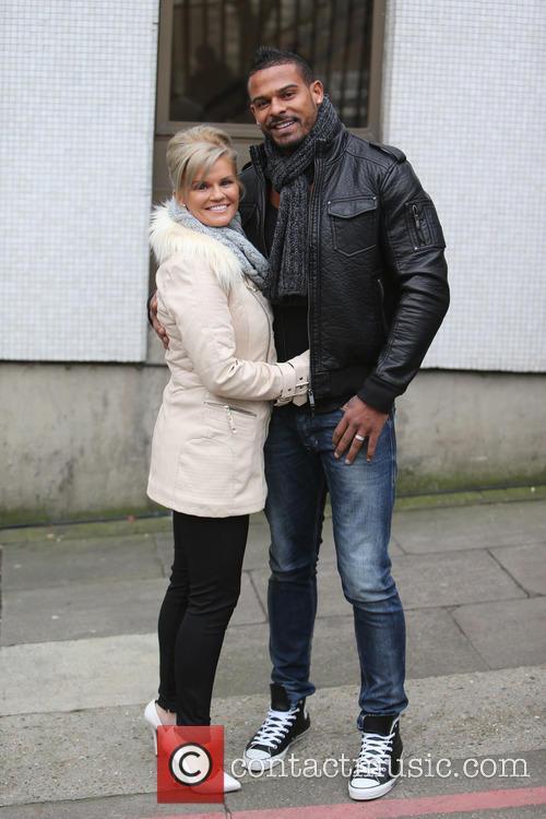 Kerry Katona and George Kay 5