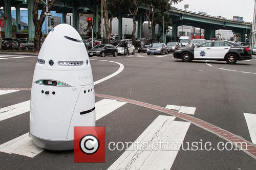 Mobile Robotic Crime-solving Security and Guard 8