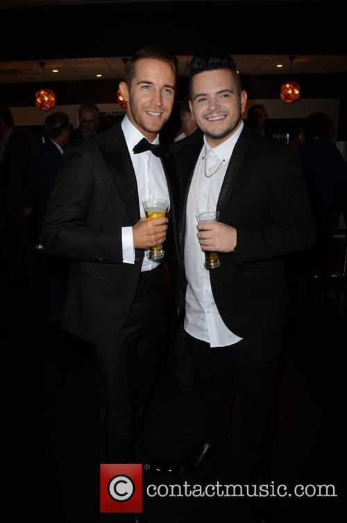 Jay James and Paul Akister 4