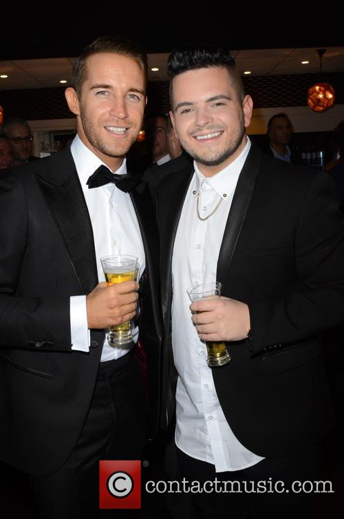 Jay James and Paul Akister 5