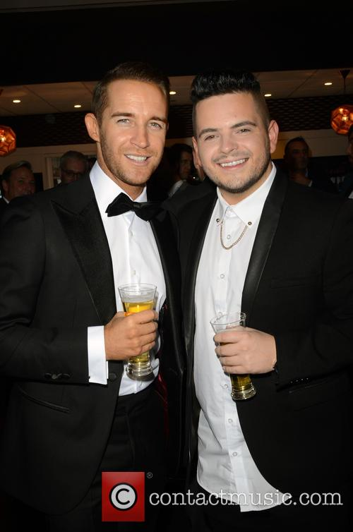 Jay James and Paul Akister 6