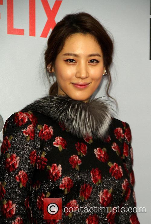 Claudia Kim 7