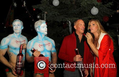 David Cooley and Candis Cayne 2