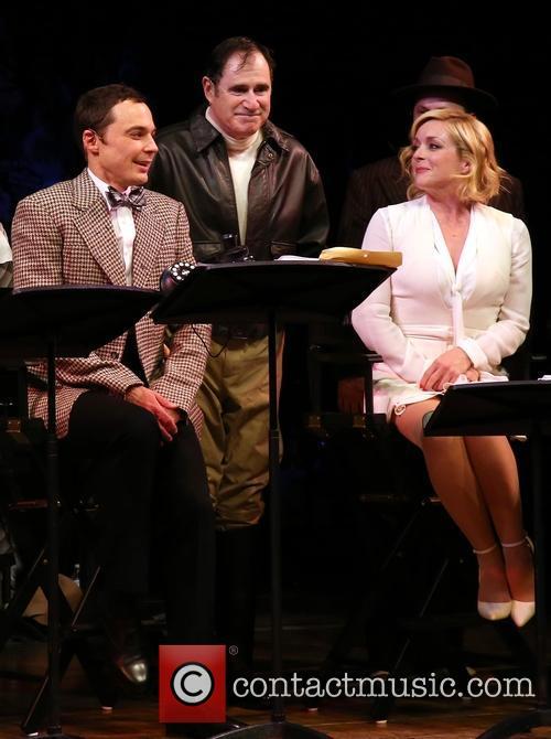 Jim Parsons, Richard Kind and Jane Krakowski 3