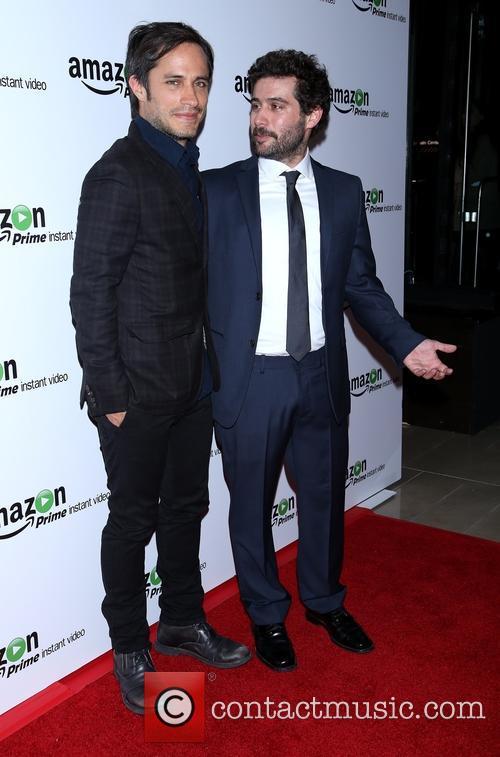 Gael García Bernal and Joe Lewis 7