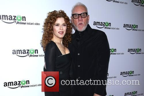 Bernadette Peters and Malcolm Mcdowell 6