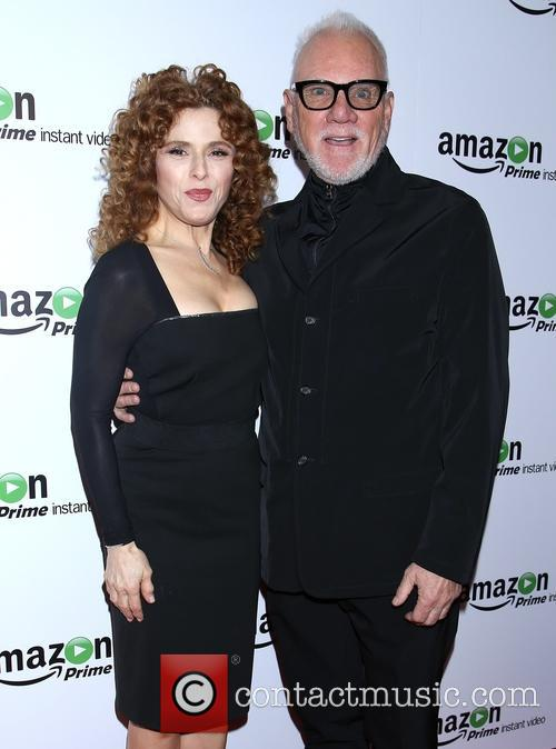 Bernadette Peters and Malcolm Mcdowell 7