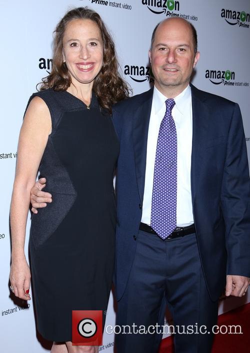 Caroline Baron and Anthony Weintraub