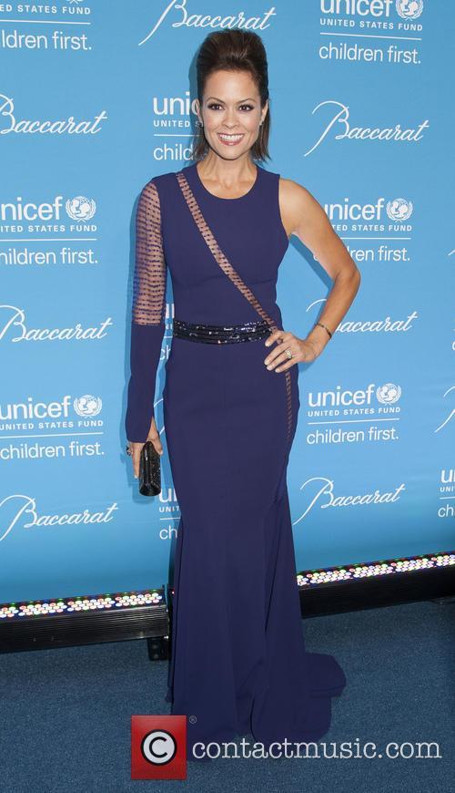 Brooke Burke and Unicef 1